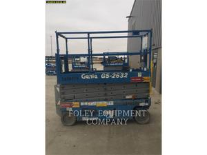 Genie GS2632, Construction