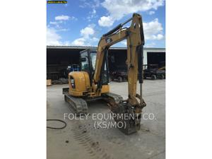 Caterpillar 305ECR, Construction