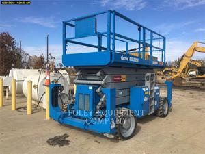 Genie GS5390RTGO, Construction