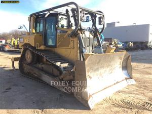 Caterpillar D6TXLSUA, Construction