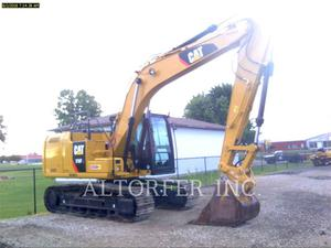 Caterpillar 316FL 2D, Construction