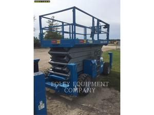 Genie GS5390RTDO, Construction