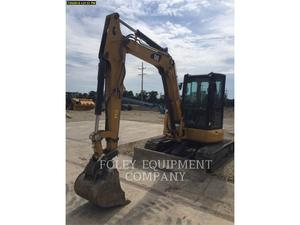 Caterpillar 305.5E2LC, Construction