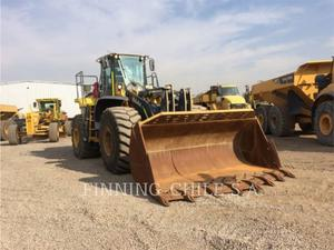 John Deere 844K, Construction