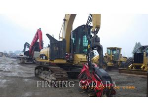 Caterpillar 320DFMHW, Construction