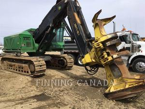 John Deere 953K, Forestry Equipment