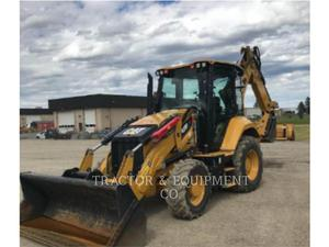 Caterpillar 420F24ETCB, Construction
