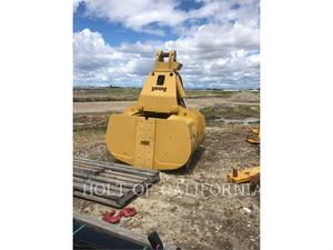 YOUNG RL400 GRAPPLE CLAMSHELL BUCKET, Construction
