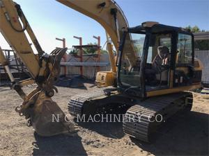Caterpillar 312C L, Construction