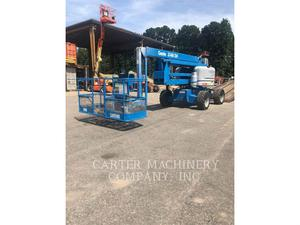 Genie Z60/34RT, Construction