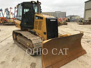 Caterpillar D5K2 XL, Construction