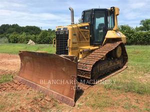 Caterpillar D6NXL, Construction