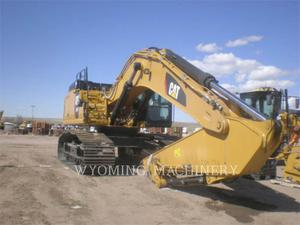 Caterpillar 352FVG, Construction