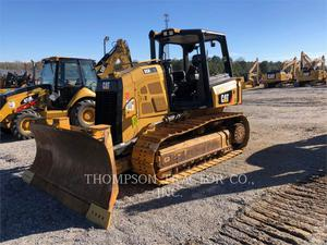 Caterpillar D5K2XL, Construction