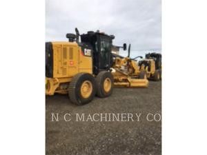 Caterpillar 140M3 AWD, Construction