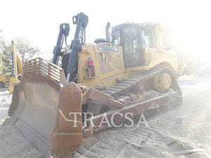 Caterpillar D 8 T, Construction