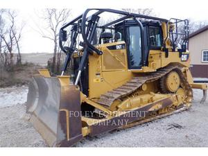 Caterpillar D6TXL, Construction