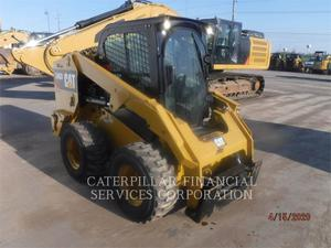 Caterpillar 246D, Construction