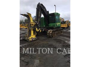 John Deere 753G, Forestry Equipment