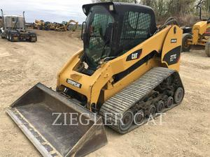 Caterpillar 277C, Construction