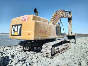 Caterpillar 349D2, Construction