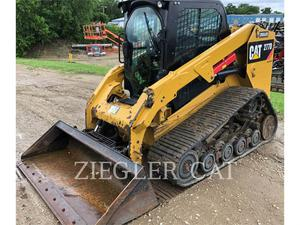 Caterpillar 277DSR, Construction