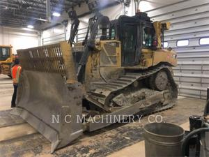 Caterpillar D6T XLSU, Construction