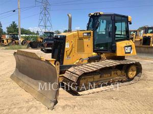 Caterpillar D6K2L AZ2, Construction