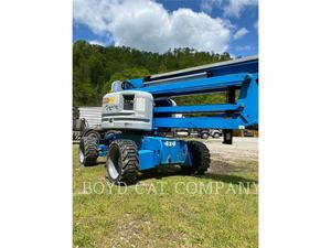 Genie Z60/34RTDS G84, Construction