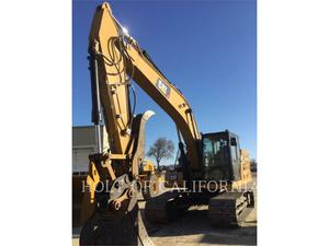 Caterpillar 320GC, Construction