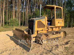 John Deere 550H.LT, Construction