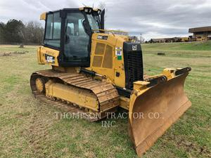 Caterpillar D5K2, Construction