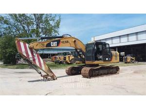 Caterpillar 320D2GCOEM, Construction