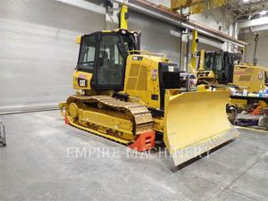 Caterpillar D5K2 CA, Construction