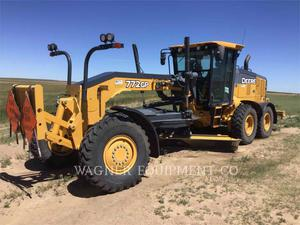 John Deere & CO. 772GP AWD, Construction